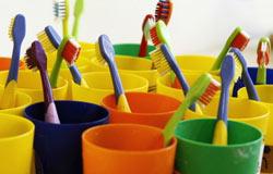 Zahnpflege für Kinder im Dentologicum Hamburg