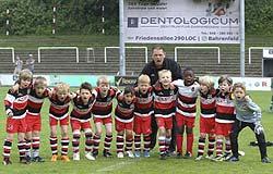 Die Mannschaft beim dento Cup 2014 in Hamburg
