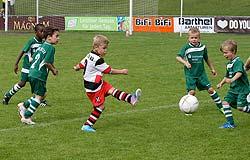 """Die """"kleinen"""" beim Dento Cup 2014 in Hamburg"""