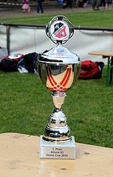 Pokal für den ersten Platz beim Dento Cup 2014