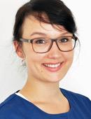 Zahnärztin Elisabeth Eisner von der Zahnklinik Dentologicum Hamburg