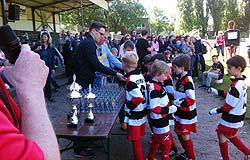 Die Zahnklinik Dentologicum Hamburg ist Sponsor des Dento Cup 2015