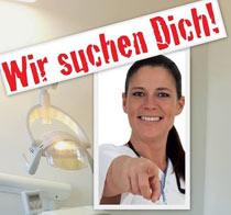Auszubildende Gesucht! - Bewerbe Dich jetzt zur Zahnmedizinischen Fachangestellten am Dentologicum