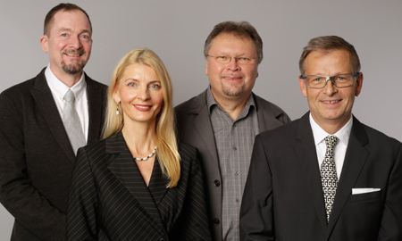 Die Gesellschafter vom MVZ Dentologicum GbR in Hamburg
