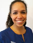 Zahnärztin Rebecca Essi vom MVZ Dentologicum Hamburg