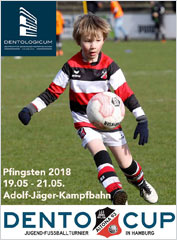 Jugendfussball Turnier Dento Cup Hamburg