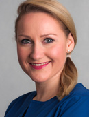 Zahnärztin Julia Lübbers vom Dentologicum ist für Sie da